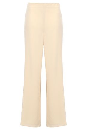ROKSANDA Silk-blend cady wide-leg pants