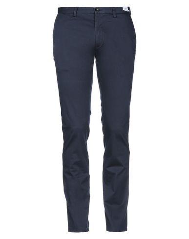 Фото - Повседневные брюки от BOSS BLACK темно-синего цвета