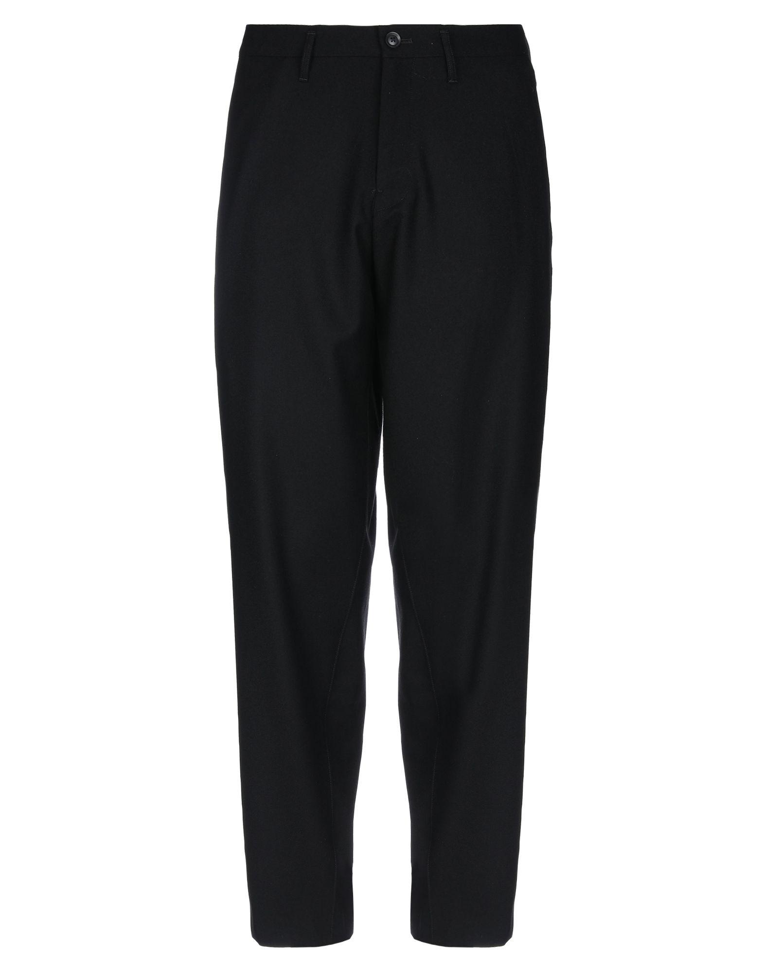 цена на YOHJI YAMAMOTO JEANS POUR HOMME Повседневные брюки