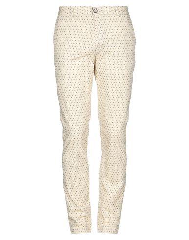 Фото - Повседневные брюки от INDIVIDUAL бежевого цвета