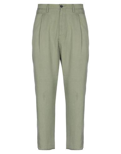 Фото - Повседневные брюки от CHOICE NICOLA PELINGA цвет зеленый-милитари