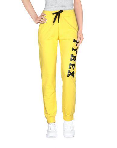 Фото 2 - Повседневные брюки от PYREX желтого цвета