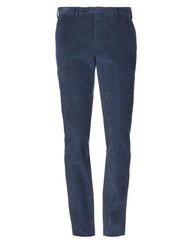 Фото - Повседневные брюки от DRUMOHR темно-синего цвета