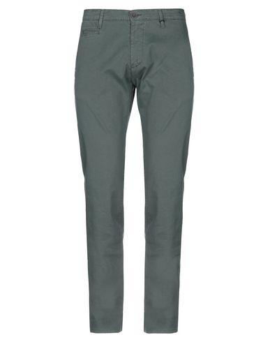 Фото - Повседневные брюки от LIU •JO MAN цвет зеленый-милитари