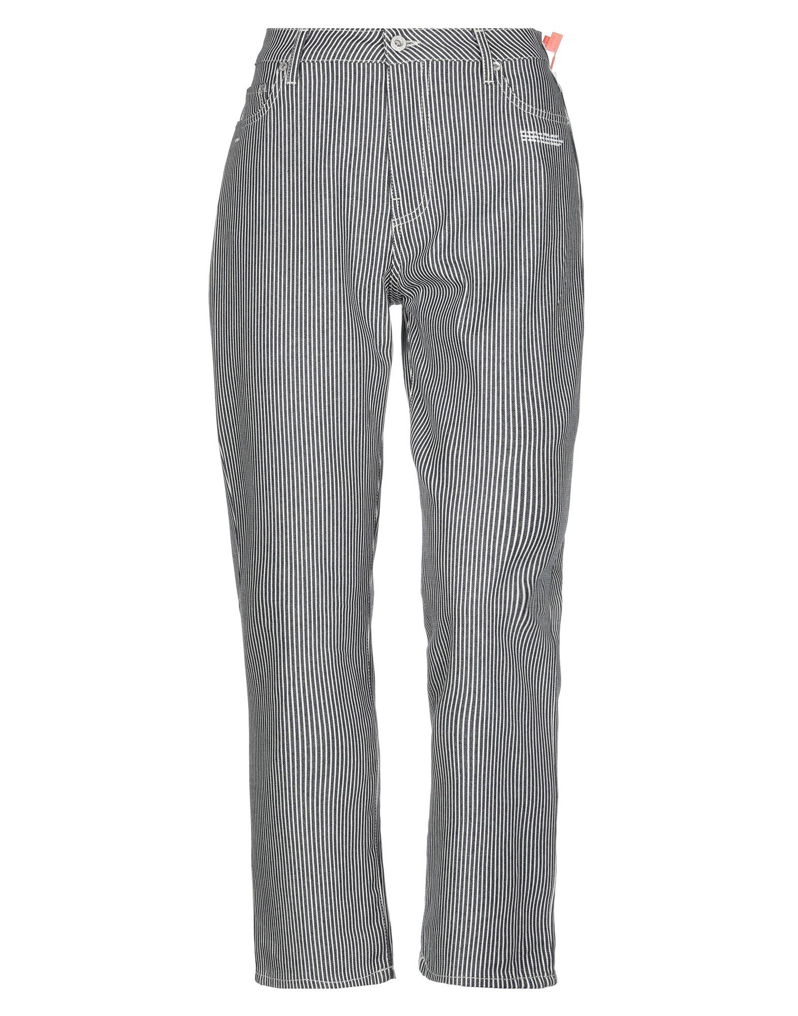 OFF-WHITE™ Повседневные брюки off shoulder fit