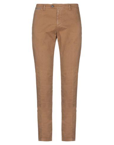 Фото - Повседневные брюки от ELEVENTY цвет верблюжий