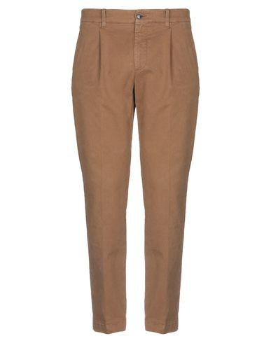 Фото - Повседневные брюки от ELEVENTY коричневого цвета