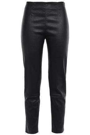 ALEXANDERWANG.T Leather leggings