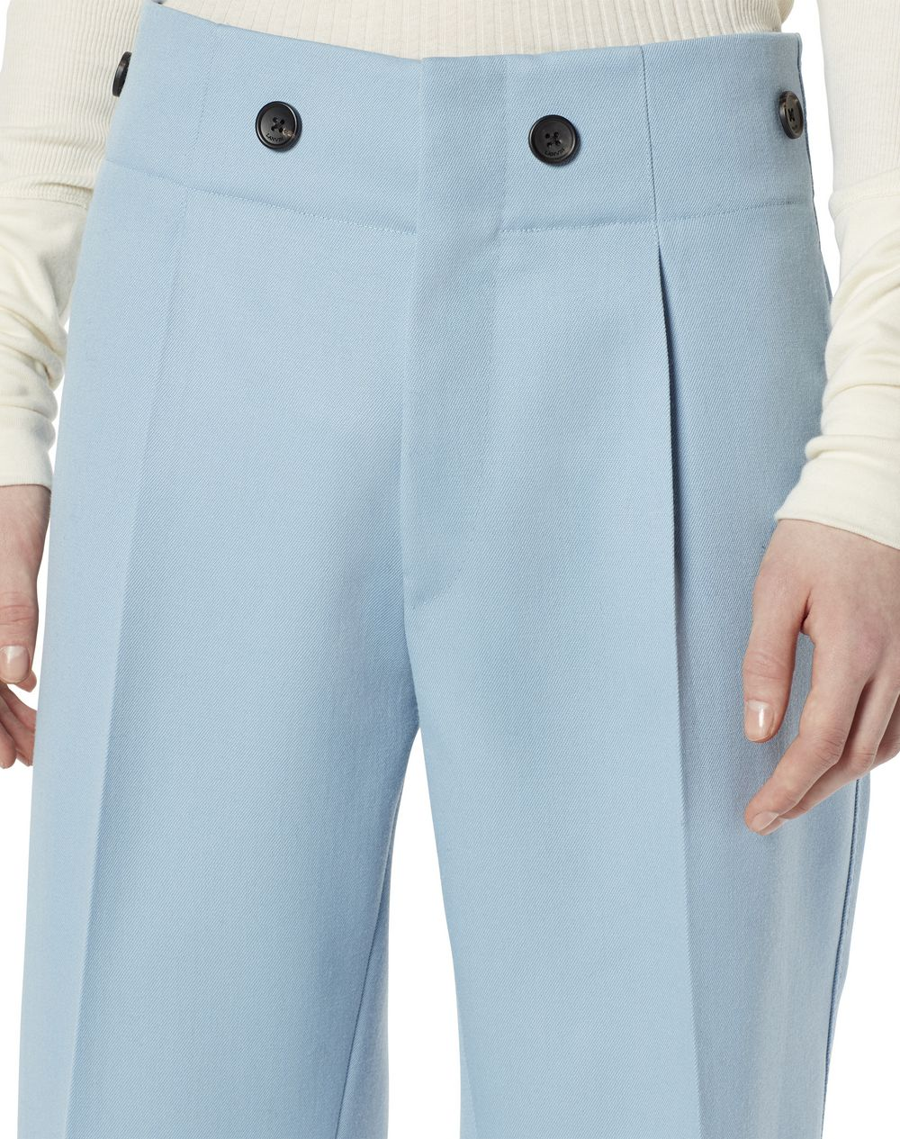 TAILORED TROUSERS  - Lanvin
