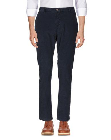 Фото 2 - Повседневные брюки от INDIVIDUAL темно-синего цвета
