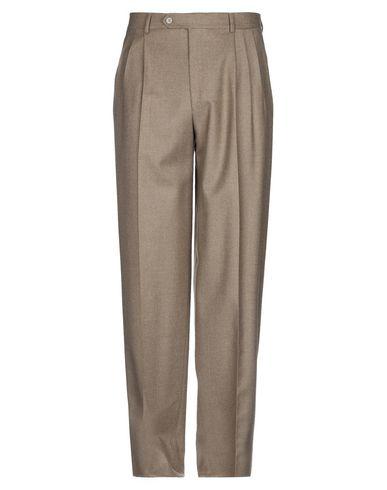 Фото - Повседневные брюки от JASPER REED цвета хаки