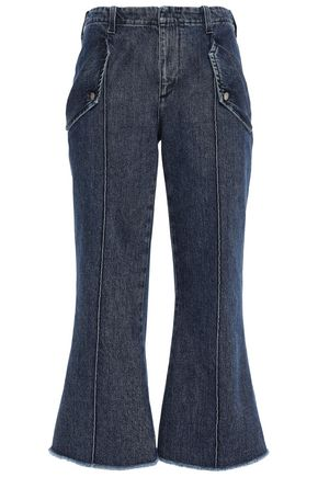 30eb6ebe850d52 Women's Designer Flare Jeans | Sale Up To 70% Off At THE OUTNET