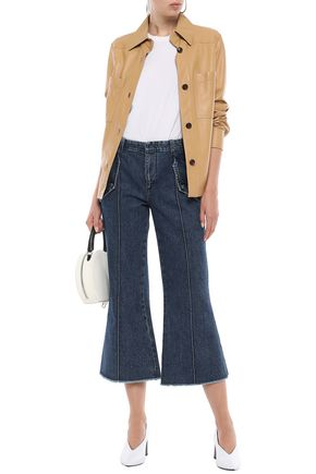 ACNE STUDIOS High-rise kick-flare jeans