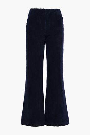 ACNE STUDIOS Cotton-corduroy flared pants