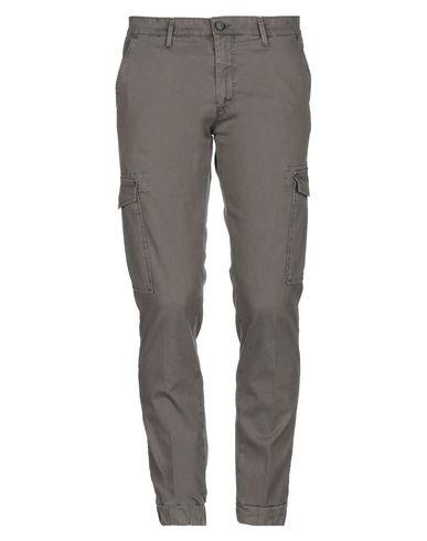 Фото - Повседневные брюки от LIU •JO MAN свинцово-серого цвета
