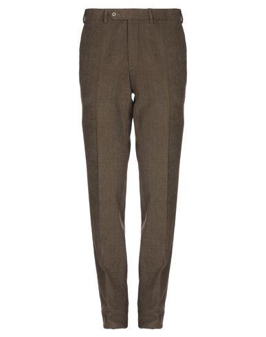 Фото - Повседневные брюки от GERMANO цвет зеленый-милитари