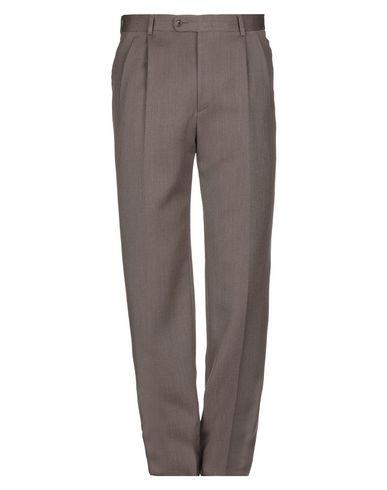 Фото - Повседневные брюки от JASPER REED коричневого цвета