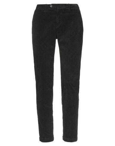 Фото - Повседневные брюки от OAKS темно-коричневого цвета