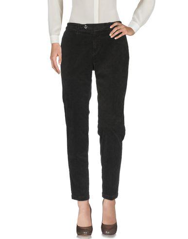 Фото 2 - Повседневные брюки от OAKS темно-коричневого цвета