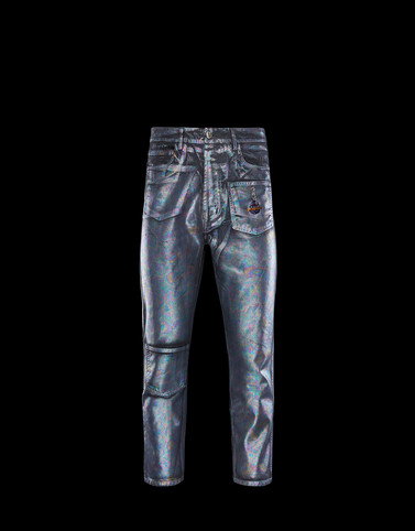 Moncler 8 Moncler Palm Angels Man: CASUAL TROUSER