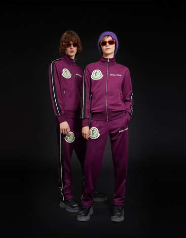 Moncler 8 Moncler Palm Angels Man: CASUAL PANTS