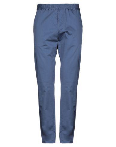 Фото - Повседневные брюки от ATELIER NOTIFY синего цвета