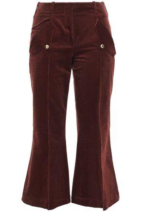 ACNE STUDIOS Corduroy kick-flare pants