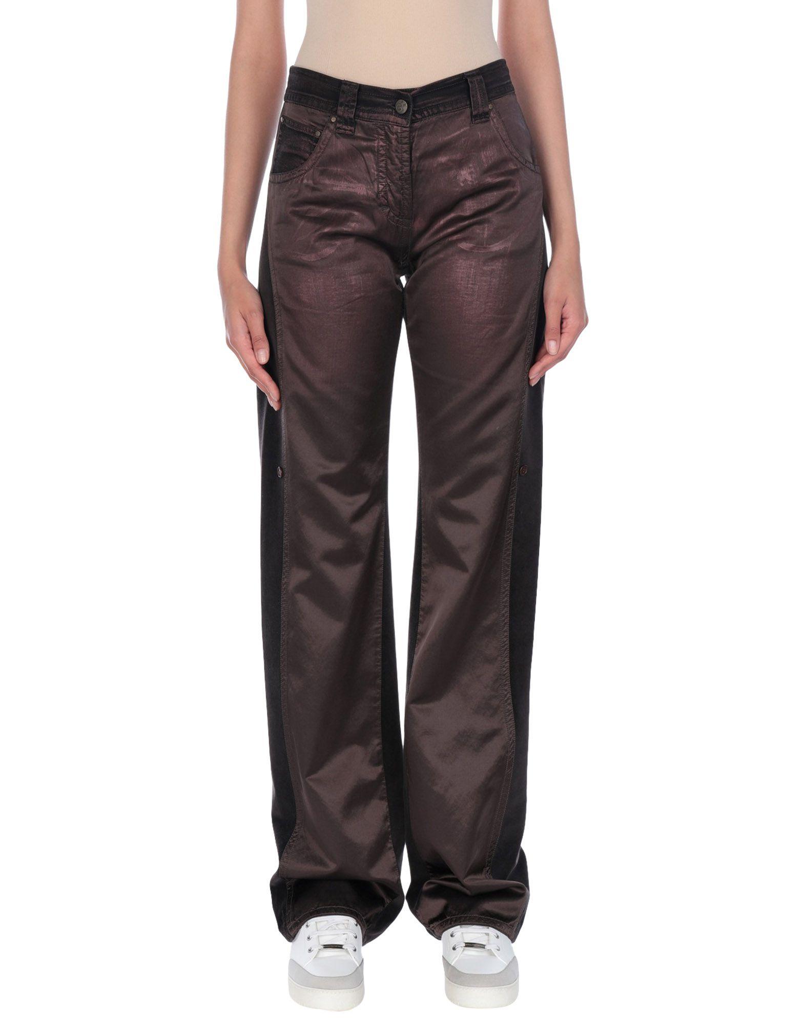 GF FERRE' Повседневные брюки цена и фото