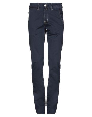 Фото - Повседневные брюки от PT05 темно-синего цвета