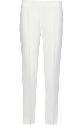 ANTONIO BERARDI Crepe tapered pants