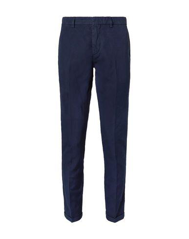 Фото - Повседневные брюки от NN07 темно-синего цвета