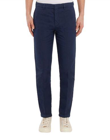 Фото 2 - Повседневные брюки от NN07 темно-синего цвета