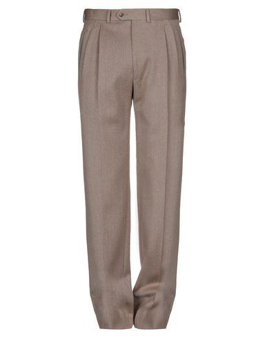 Фото - Повседневные брюки от JASPER REED светло-коричневого цвета