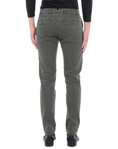 Фото 2 - Повседневные брюки от MONOCROM цвет зеленый-милитари
