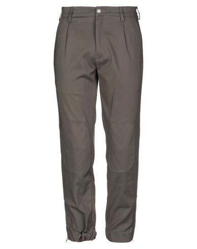 Фото - Повседневные брюки от OBVIOUS BASIC цвет зеленый-милитари