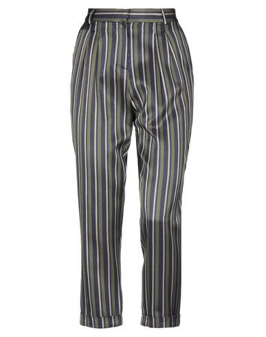 Фото - Повседневные брюки от SWILDENS цвет зеленый-милитари