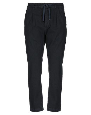 Фото - Повседневные брюки от CRUNA темно-синего цвета