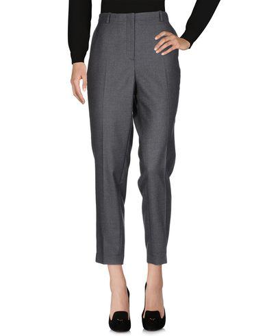 Фото 2 - Повседневные брюки от SLOWEAR свинцово-серого цвета