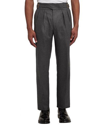 Фото 2 - Повседневные брюки от MARIANO RUBINACCI серого цвета
