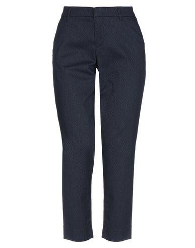 Фото - Повседневные брюки от SIVIGLIA темно-синего цвета