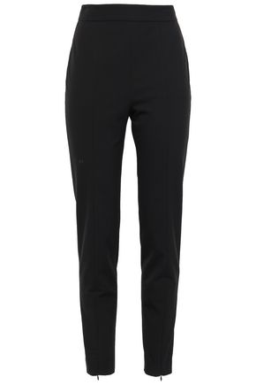 MICHELLE MASON Crepe tapered pants