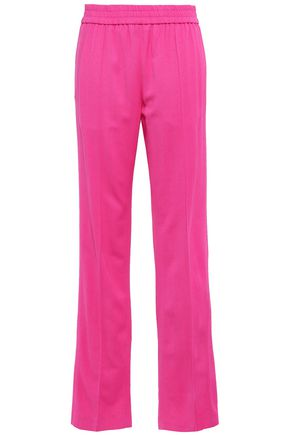 MSGM Crepe straight-leg pants
