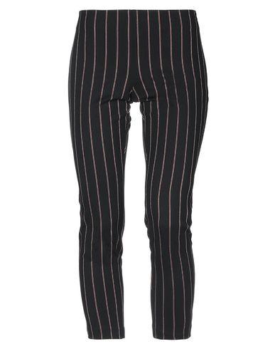 Фото - Повседневные брюки от LANACAPRINA черного цвета