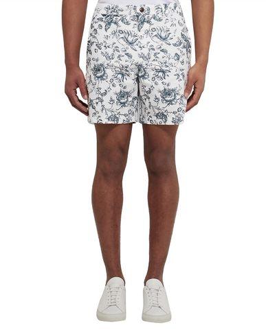 Фото 2 - Повседневные шорты от CLUB MONACO белого цвета