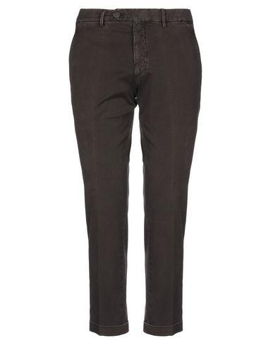 Фото - Повседневные брюки от MICHAEL COAL темно-коричневого цвета