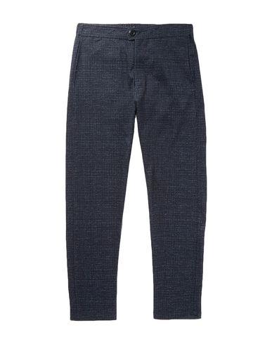 Фото - Повседневные брюки от HAMILTON AND HARE темно-синего цвета