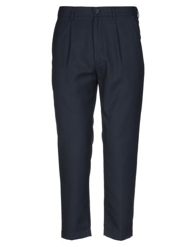 Фото - Повседневные брюки от COVERT темно-синего цвета
