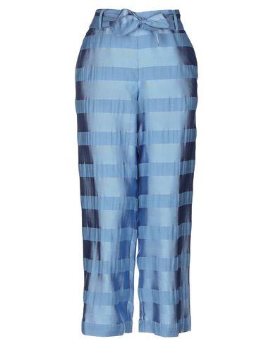 Фото - Повседневные брюки от NEW YORK INDUSTRIE лазурного цвета