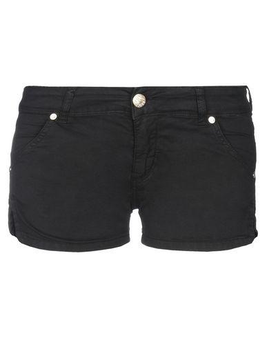 Фото - Повседневные шорты от SCEE by TWINSET черного цвета