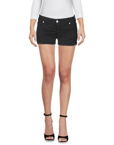 Фото 2 - Повседневные шорты от SCEE by TWINSET черного цвета
